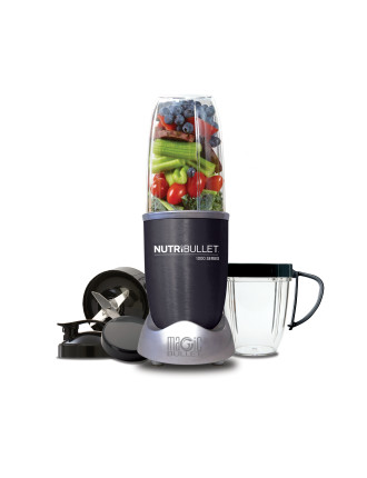 N10-0907DG Nutribullet 1000w 9 Piece Dark Grey