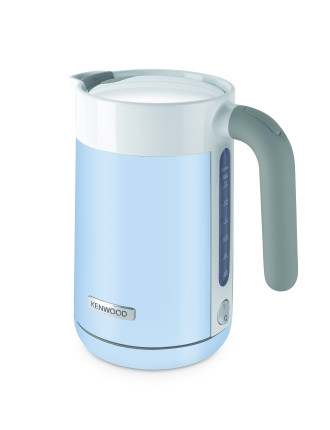 ZJM401BL Ksense Kettle - Unique White & Blue Finish