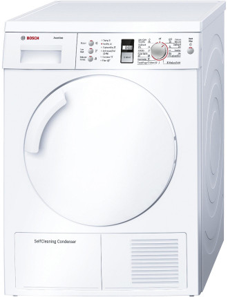 Bosch WTW84360AU Dryer