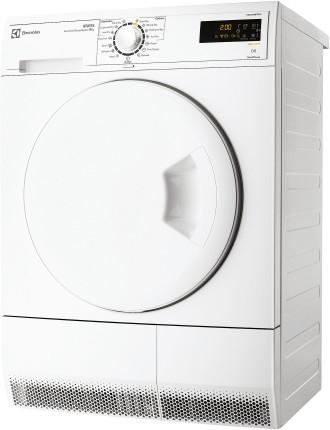 Electrolux EDC2086PDW 8kg Condenser Sensor Dryer