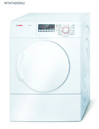 WTA74200AU 7kg Vented Dryer