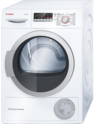 Bosch WTW86200AU 6.5kg Heat Pump Condensor Dryer