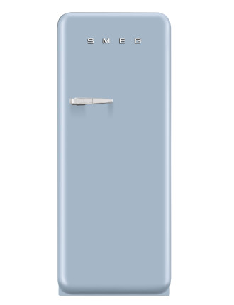 FAB28RAZ1 256L Fridge, Pastel Blue - RH Door