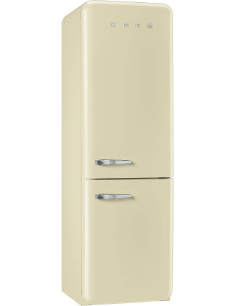 FAB32RCRNA1 326L Fridge Freezer, Cream - RH Door