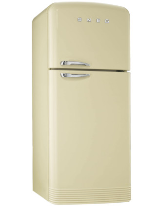 FAB50RAP 473L Fridge Freezer, Cream - RH Door