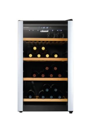 ALV30SGE 30 Bottle Single Zone Wine Cabinet
