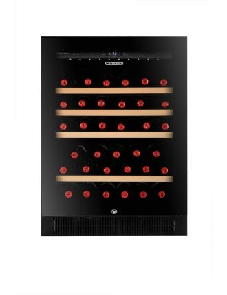 V40SGEBK 40 Bottle Single Zone Wine Cabinet