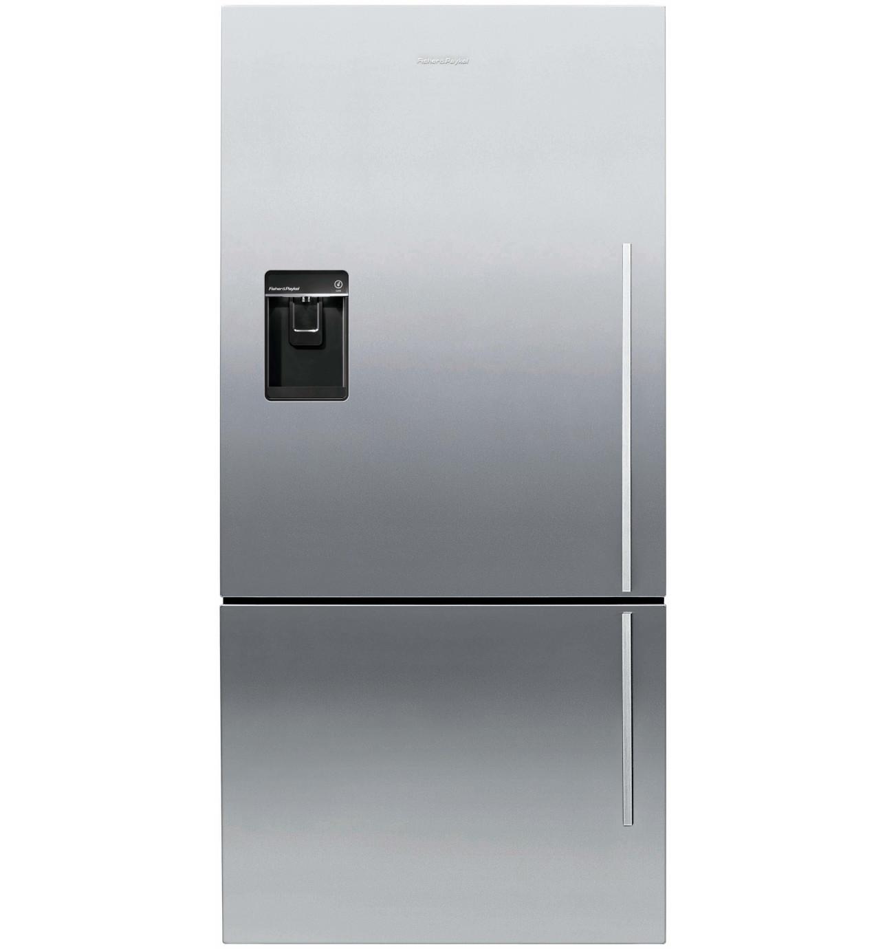 e522blxfdu5 519l bottom mount fridge left hand