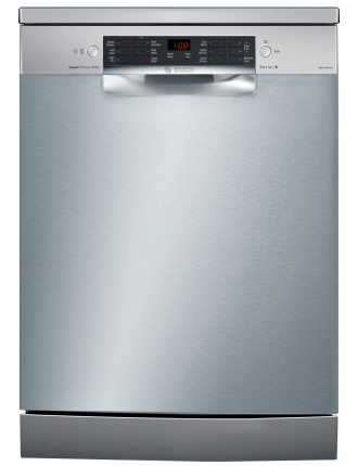 SMS66MI02A 15 Place Setting Freestanding Dishwasher