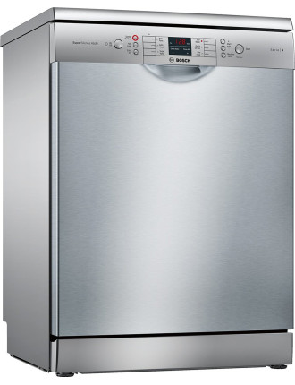SMS46KI01A 14 Place Setting Freestanding Dishwasher