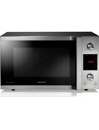 Samsung MC455THRCSR 45Litre Stainless Steel Microwave