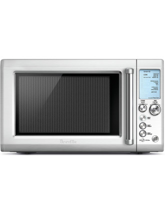 BMO735BSS Quick Touch Stainless Steel Microwave