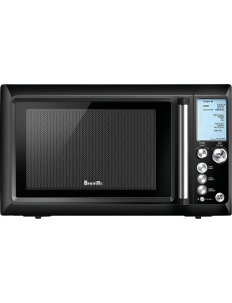 Breville BMO735BKS Quick Touch Black Microwave