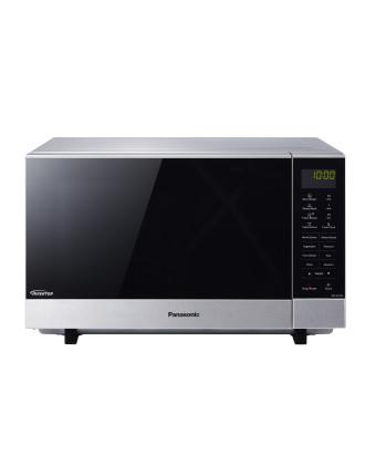 NNSF574SQPQ Flatbed Microwave Oven