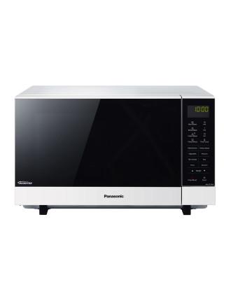 NNSF564WQPQ 27L Solo Flatbed Microwave Oven