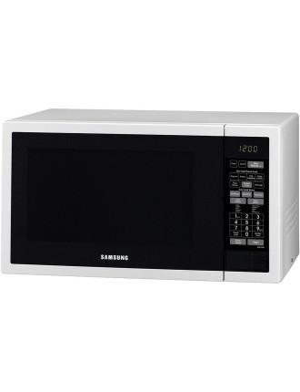 Samsung ME6144W Microwave 40Litre, Sensor, 1000w