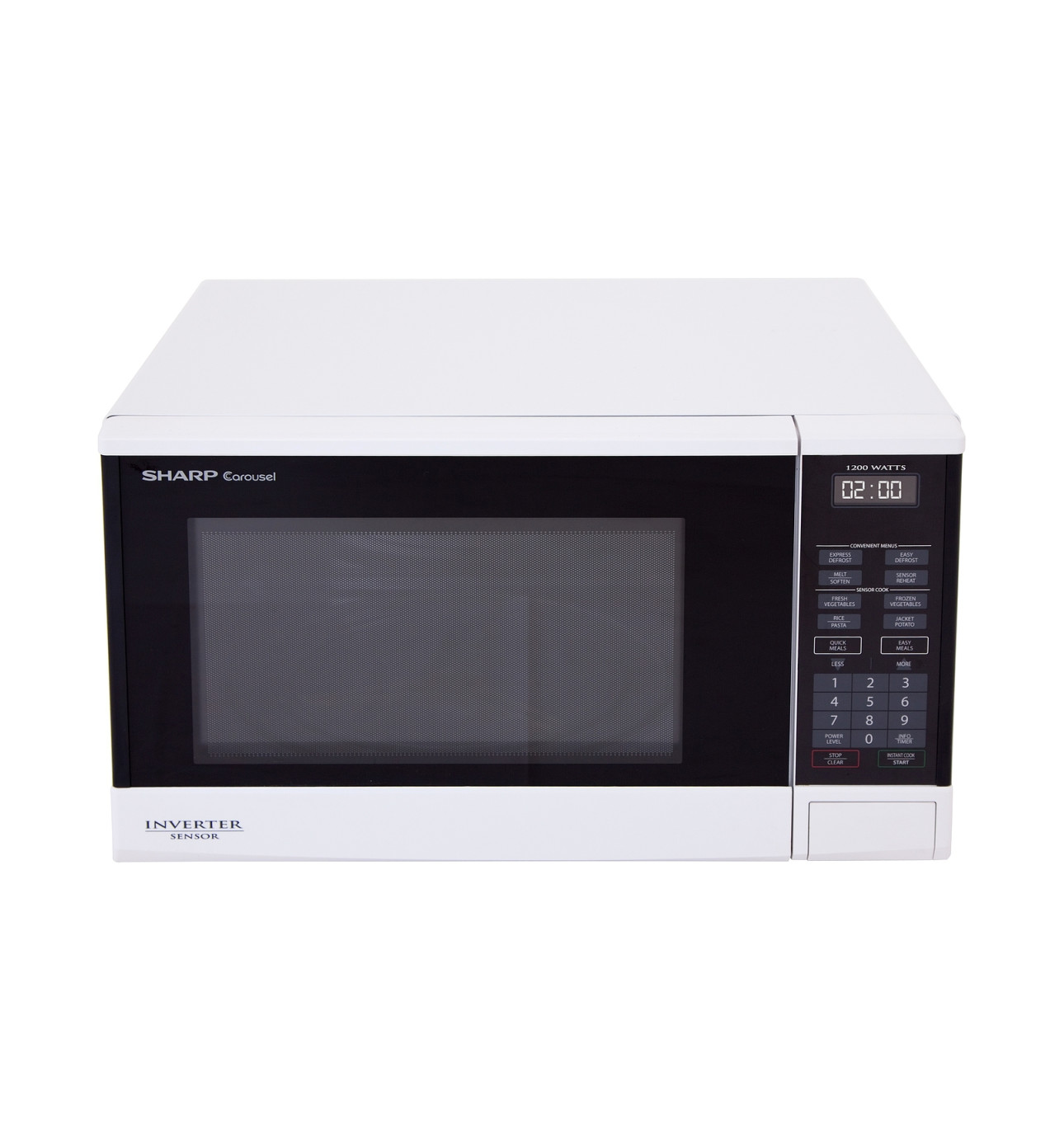 Sharp R350yw Microwave Oven