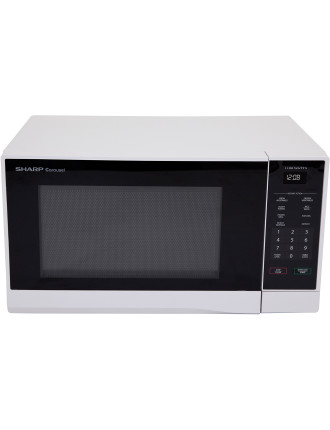Sharp R330YW Microwave