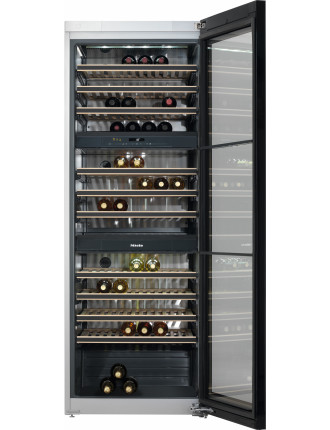 KWT 6831 SG freestanding wine conditioning unit