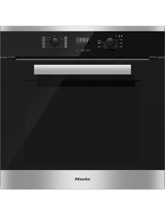 H 2661 B CleanSteel 60cm wide oven