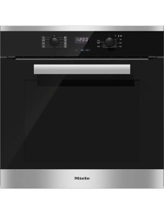 H 2661 BP CleanSteel 60cm wide oven