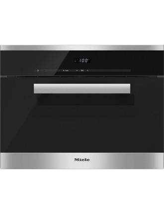 DG 6200 CleanSteel steam oven