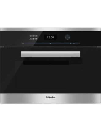 DG 6401 CleanSteel steam oven