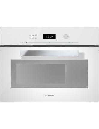 DG 6401 Brilliant white steam oven