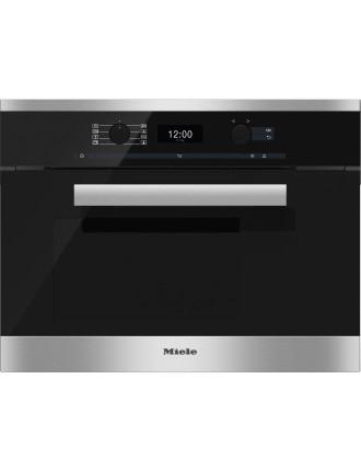 DGC 6400 CleanSteel steam combination oven