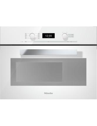 DGC 6400 Brilliant white steam combination oven