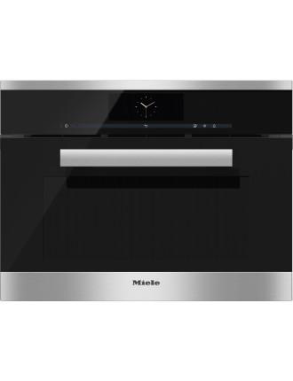 DGC 6805 XL CleanSteel steam combination oven