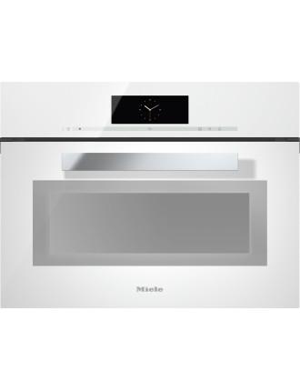 DGC 6805 XL Brilliant white steam combination oven