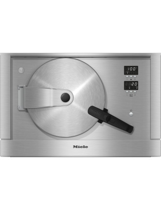 DGD 4635 steam oven with pressure