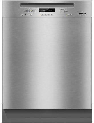 G 6727 SCU CLST XXL Cleansteel Built Under Dishwasher