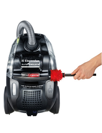Supercyclone Dust And Gone Bagless Vacuum