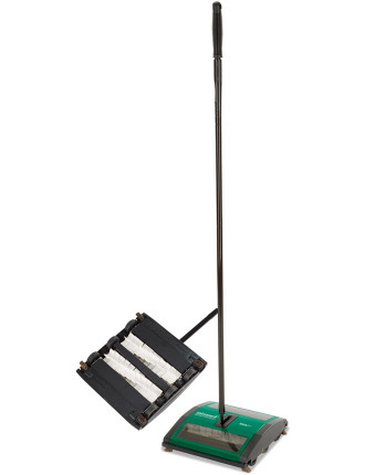 Bg21 Dual Rubber Brush Sweeper