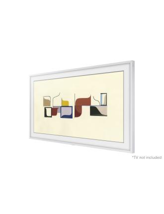 Bezel for 65' Frame TV, White