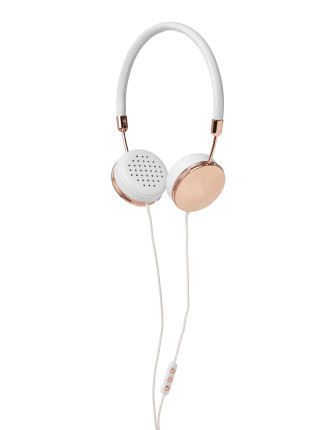 Frends Layla Rose White On Ear Headphones