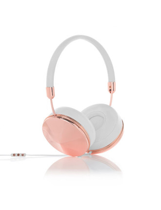 Frends Taylor Rose White Bluetooth Over Ear Headphones