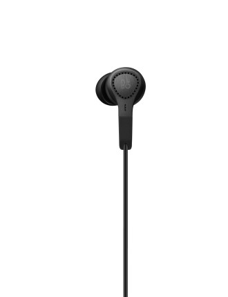 Beoplay E4 Active Noise Cancelling In-Ear Headphones - Black