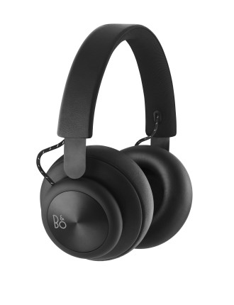 Beoplay H4 Wireless Bluetooth Over-Ear Headphones - Black