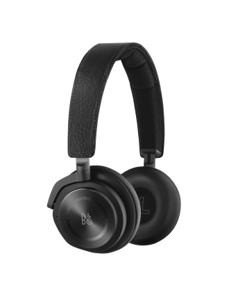 Beoplay H8 Wireless On-Ear Headphones - Black