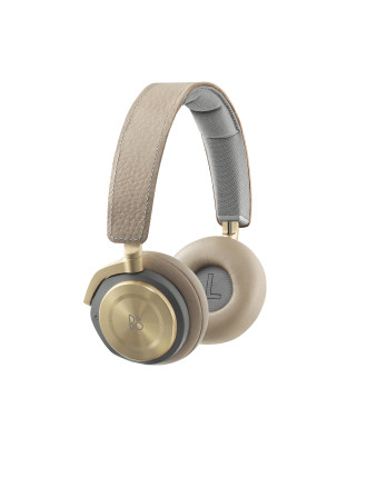 Beoplay H8 Wireless On-Ear Headphones - Natural