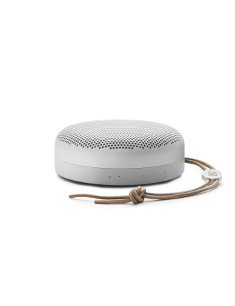 Beoplay A1 Portable Bluetooth Speaker - Natural