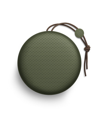 Beoplay A1 Portable Bluetooth Speaker - Moss Green