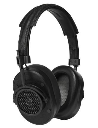 MH40 OVER-EAR HEADPHONE BLACK/BLACK