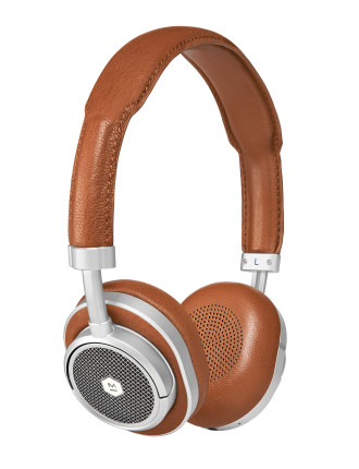 MW50 WIRELESS ON-EAR HEADPHONE BROWN/SILVER