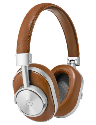 MW60 WIRELESS OVER-EAR HEADPHONE BROWN/SILVER