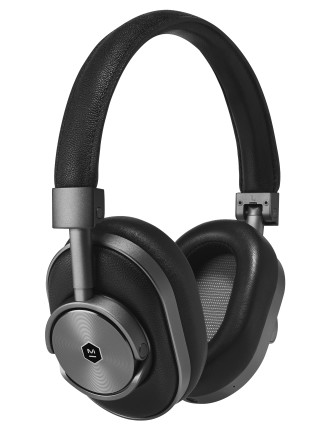 MW60 WIRELESS OVER-EAR HEADPHONE GUNMETAL