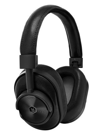 MW60 WIRELESS OVER-EAR HEADPHONE BLACK/BLACK